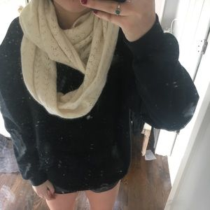 CASHMERE SWEATER NWOT